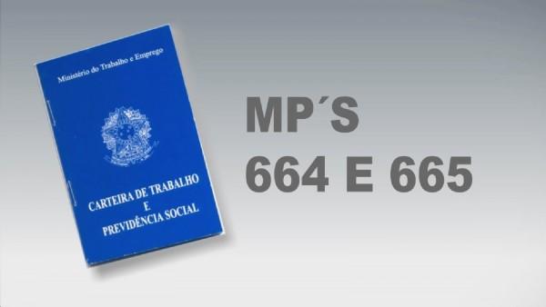Governo criou cortina de fumaça com terceirização para cortar direitos através das MPs 664 e 665