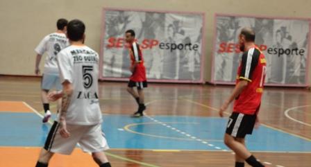 ba422c8540831 Sindpd - 1º Campeonato de Futsal de Araraquara inicia com goleada da ...