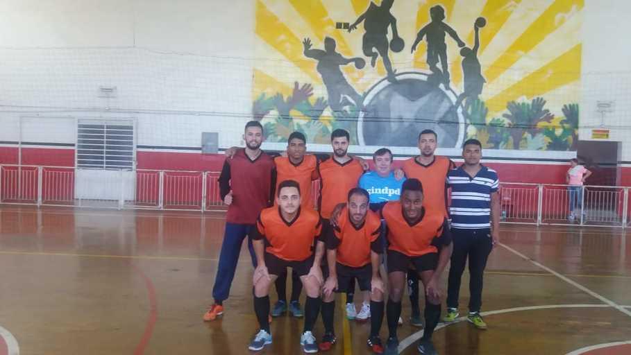 7280bfa228d77 Sindpd - Primeira rodada do Futsal em São Paulo começa com goleadas