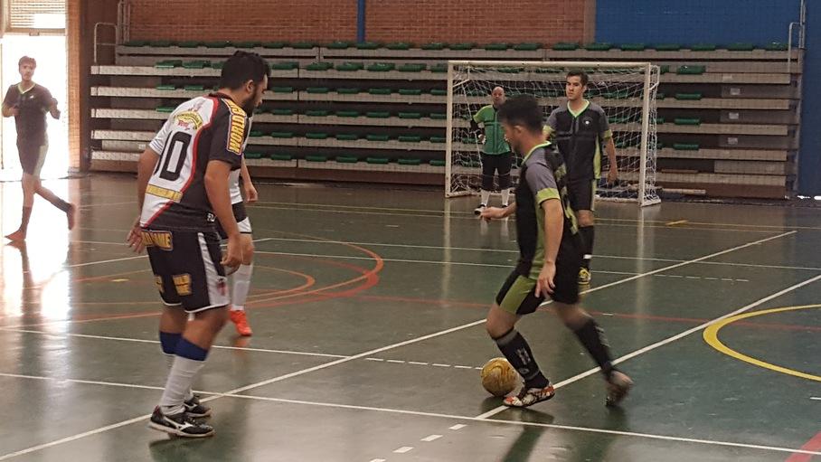 3dfca975f1a53 Estreia do Campeonato de Futsal é marcada por goleada em Araraquara