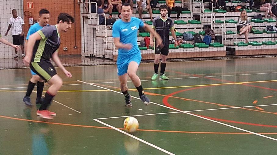 416c19f4e2399 DXC e Embraer saem na frente na segunda rodada do Futsal em Araraquara